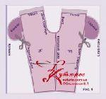 Бесплатная выкройка детского спортивного костюма брюки рис4