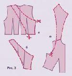 как сшить платье с вырезом на спине 8