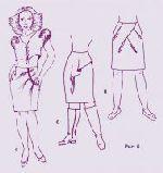 как сшить платье качели 6