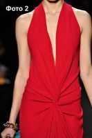моделируем платье с узлом 4