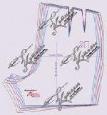 выкройка шортов женских размеры 42 - 54 лист 2
