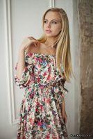 выкройка платья барышня-крестьянка 40-52 фото 3