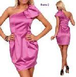 выкройка платья на одно плечо 6
