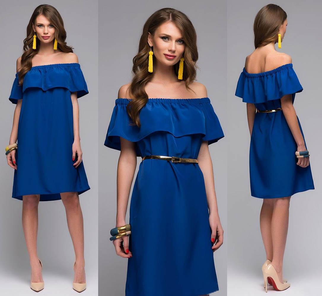как увеличить платье в бюсте