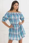 Выкройка платья «барышня-крестьянка» 38-62
