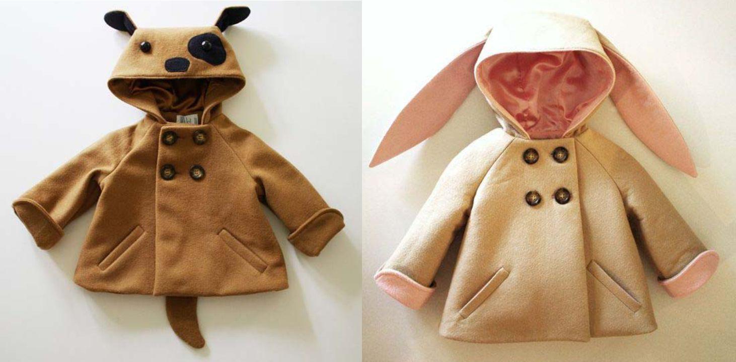 Пальто для дочери своими руками
