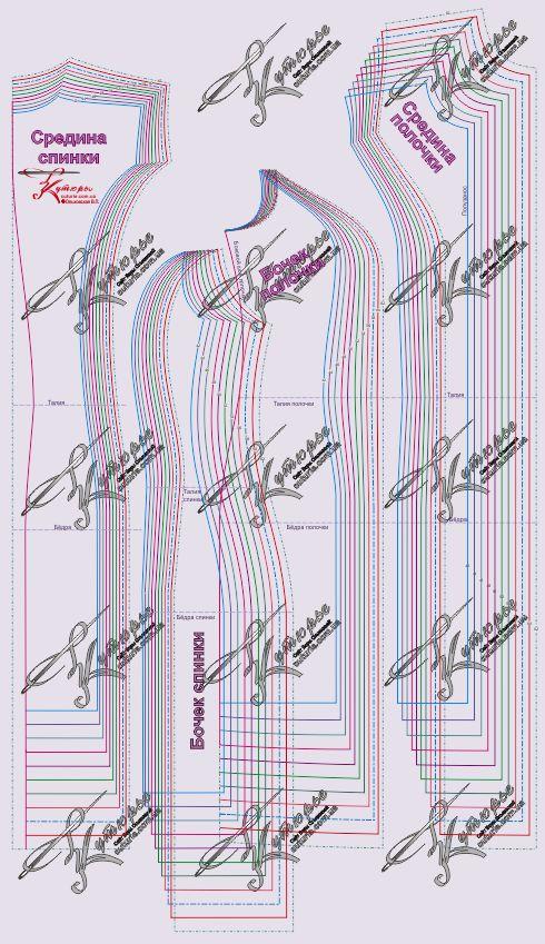 Как сшить платье - советы Анастасии Корфиати