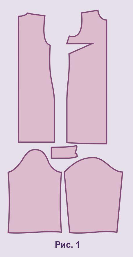 Женские платье рубашка сшить