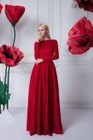 Выкройка платья Роза