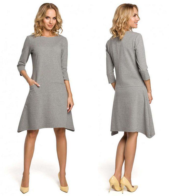 Сшить платье с карманами по бокам фото 647