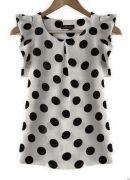 Электронная выкройка блузы «трапеция» 40-62 - Уровень сложности шитья: простой,  выкройка рекомендуется для начинающих кутюрье в качестве второго изделия. Фасон блузы «трапеция» подходит для всех типов фигур и для любого роста...