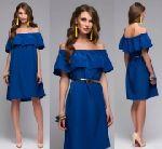 Выкройка «платья-блузы-туники с оборкой»