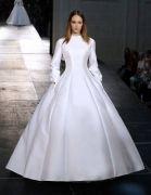 Выкройка платья свадебного «белая королева»
