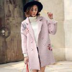 Выкройка пальто-пиджака двубортного со спущенным плечом - Размеры: 40-52. Уровень сложности шитья: от простого до среднего – сложность зависит от фасона кармана и наличия или отсутствия подборта.