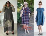 Простые выкройки летних платьев