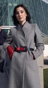 Выкройка пальто-пиджака «новая классика»