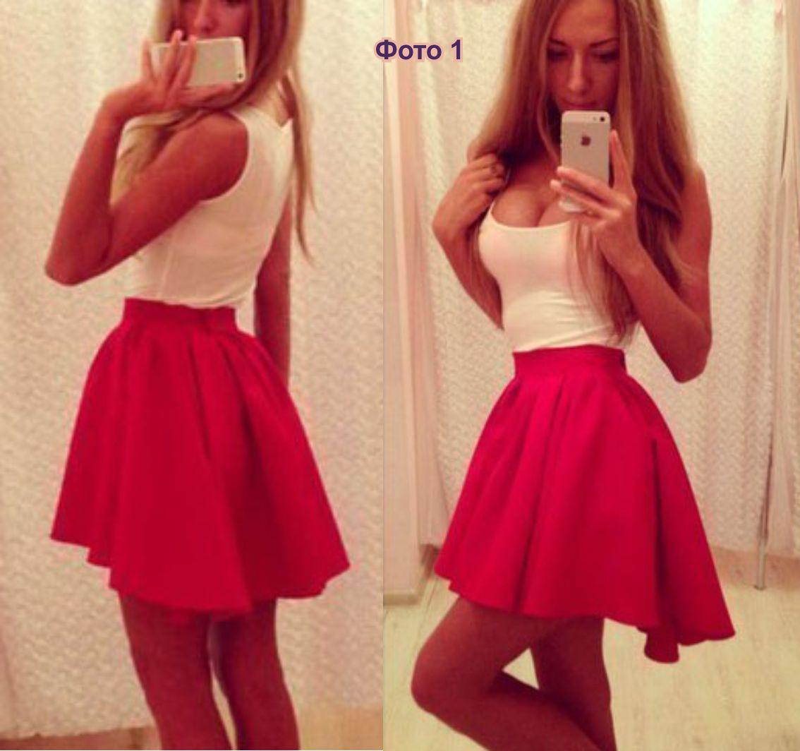 Выкройка юбки 2015