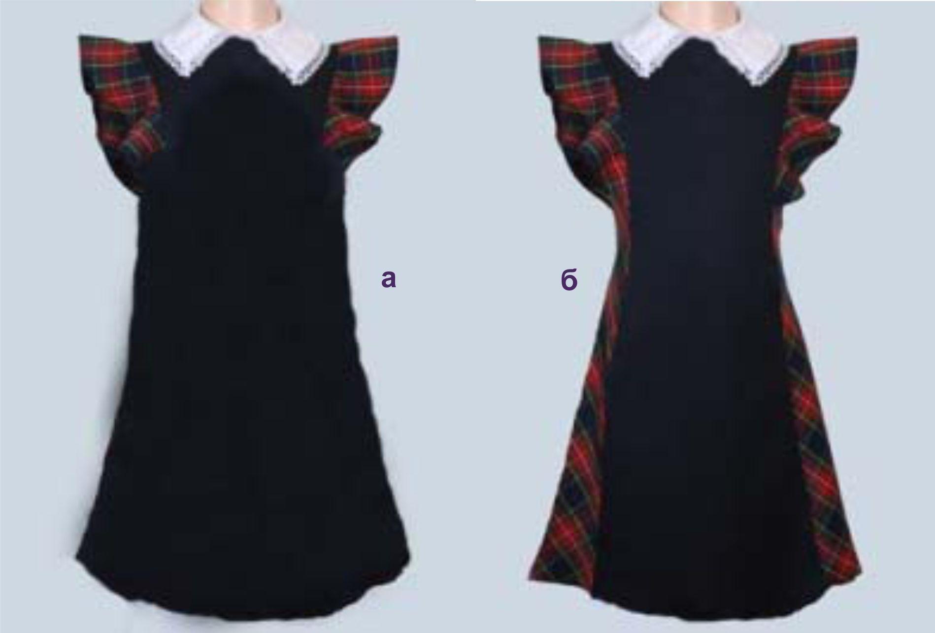 Сшить блузку с рукавами волан 22