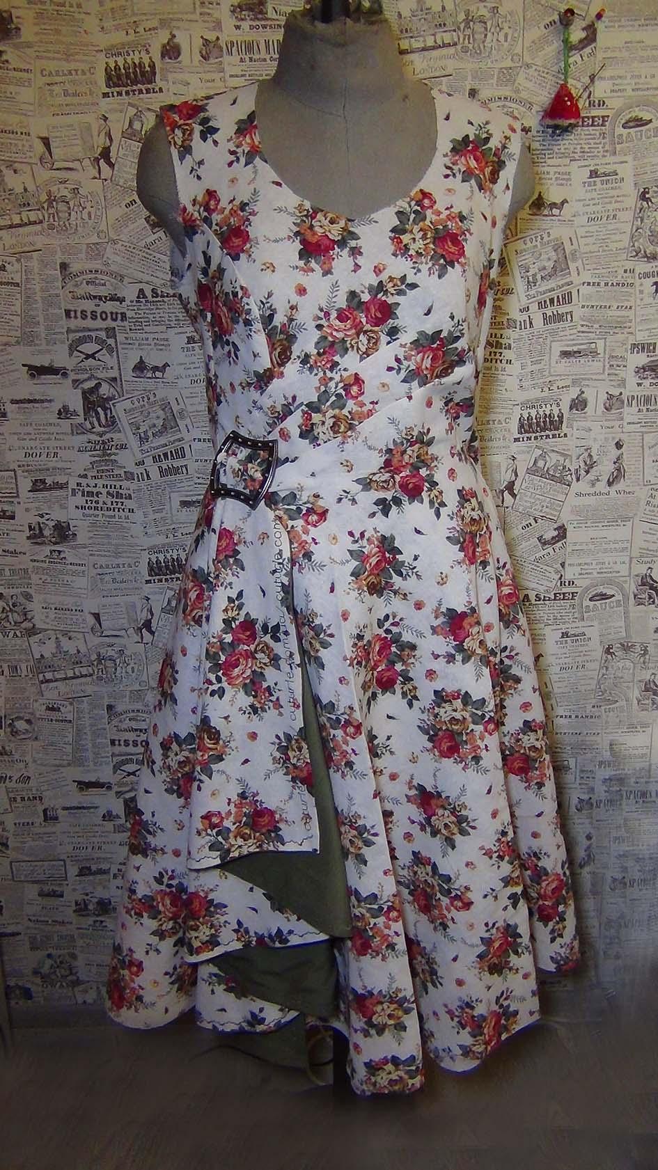 Трикотажное платье своими руками 41
