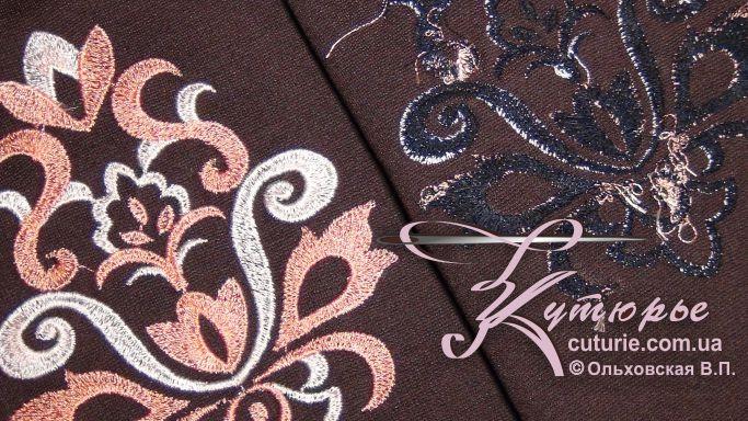 Дизайны для вышивки на машинке