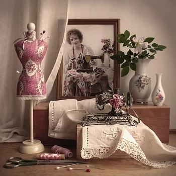 картинка машинки швейной