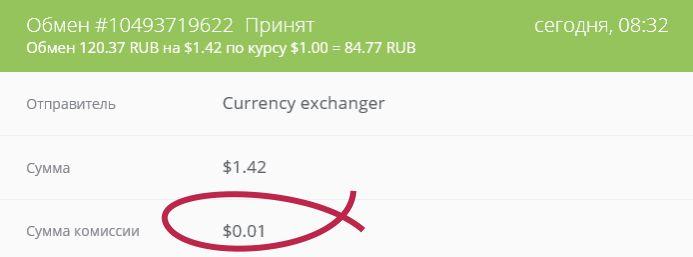 выгодный обмен курс по заработку