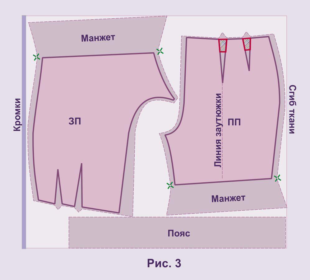 Выкройки для женских шортов фото 573