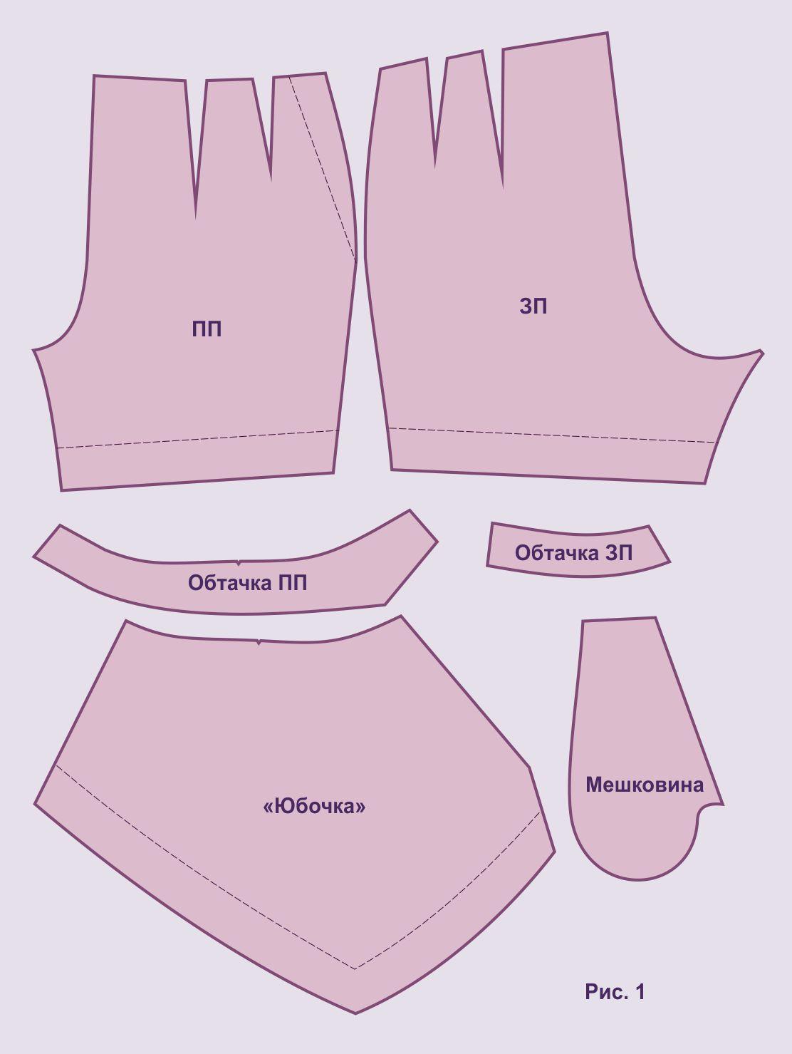 Выкройки для женских шортов фото 925