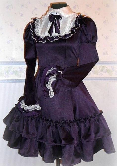 Выкройки на платья лолит