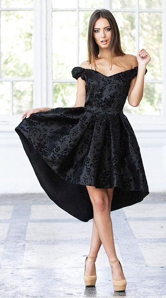 Выкройки платье из тафты