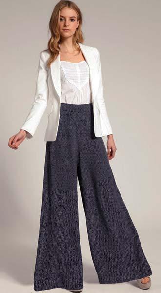 Модели юбка-брюк сшить юбку