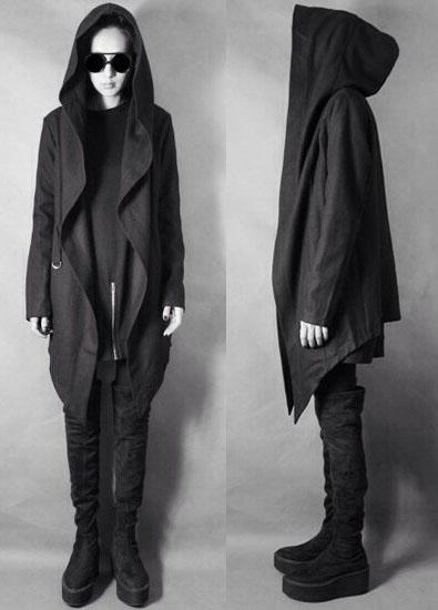 ceef37ba6c7 Выкройка пальто с капюшоном и пошаговая инструкция как сшить женское ...