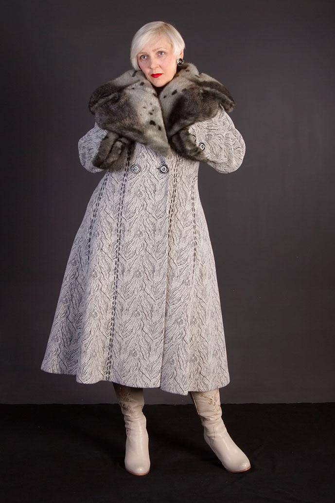 Детское пальто 48