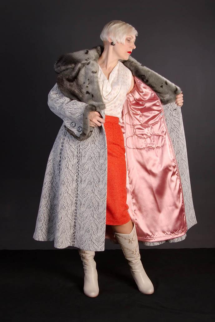 Как сшить подклад для пальто своими руками